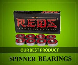 Best Overall Spinner Bearing