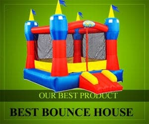 Best Bounce House For Home Use