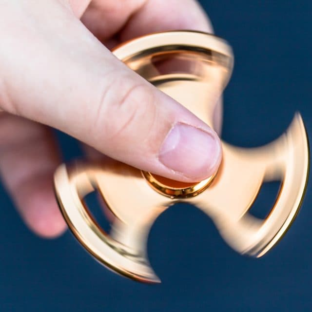 best metal fidget spinner