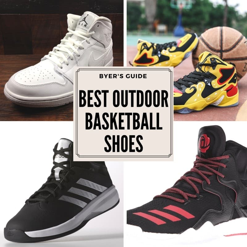 cac6fe333af Best Outdoor Basketball Shoes (May 2019) - Reviews And A Comprehensive  Buyer s Guide