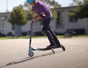 inertial scooters